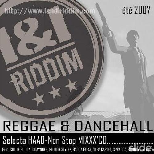 INI RIDDIM MIX CD VOL 1-2007