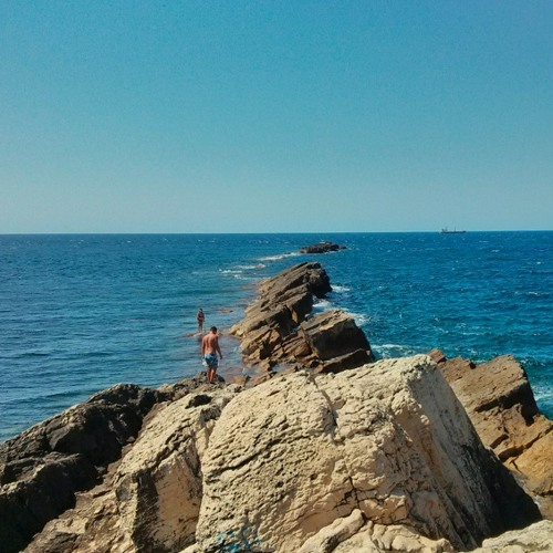 Trapani Meeresrauschen