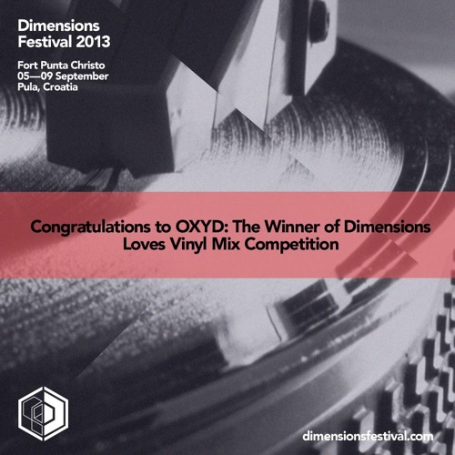 Dimensions Loves Vinyl: OXYD