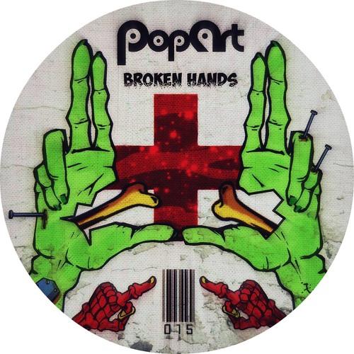 Dashdot _ Broken Hand |PopArt|