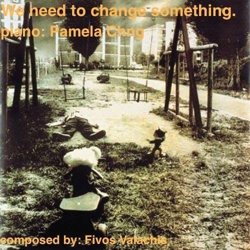 Pamela Chng|Fivos Valachis-We Need To Change Something.Trasmission Redruth Radio 01/08/13-Piano Solo