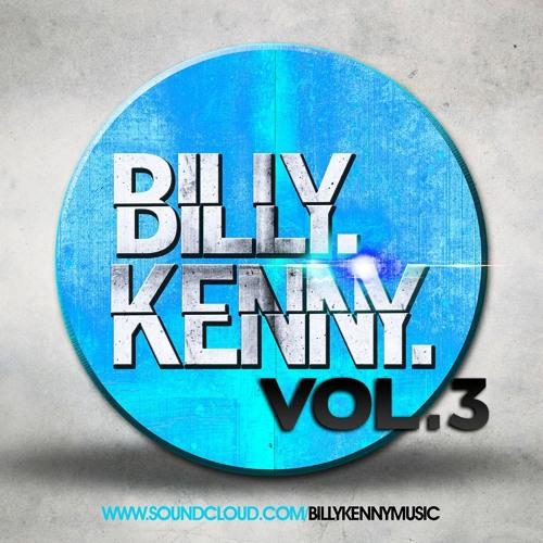 Billy Kenny - Vol 3 (Click 'SPLIT TRACK DOWNLOAD' For Split Tracks)