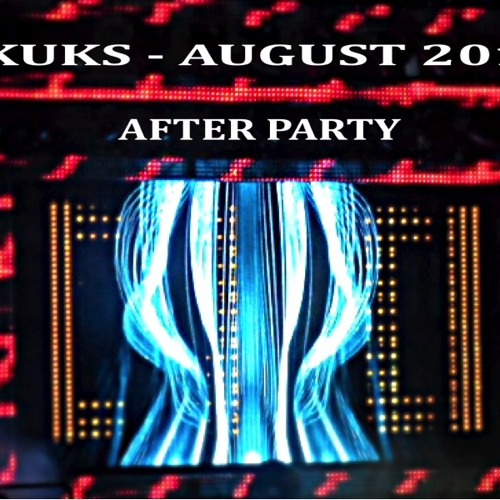 AUGUST AFTER PARTY