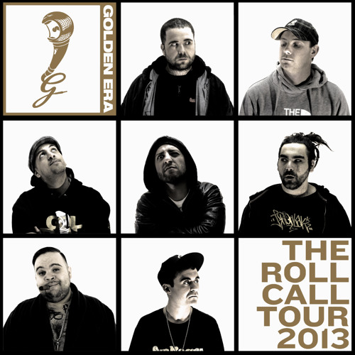 Funkoars, Vents, Briggs & K21 - The Roll Call (DOWNLOAD FROM WWW.GOLDENERARECORDS.COM.AU)