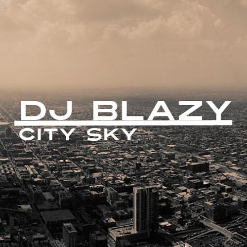 City Sky - DJ Blazy