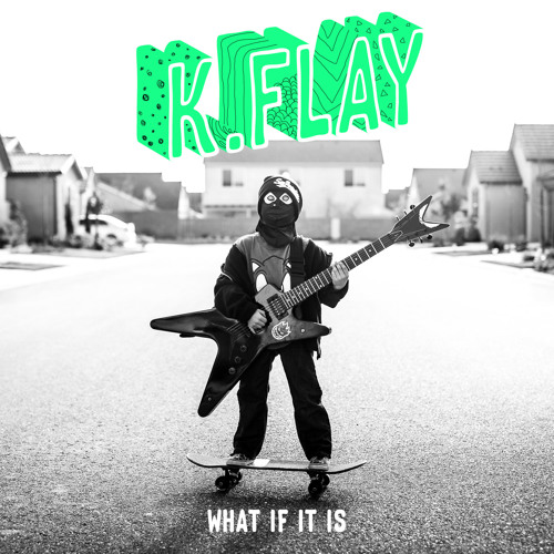 K.Flay - Hail Mary (ft. Danny Brown)