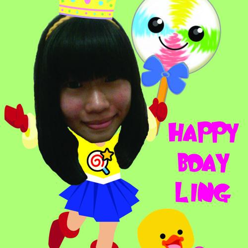 Happy Birthday Lingkw (Full Chipmunk)