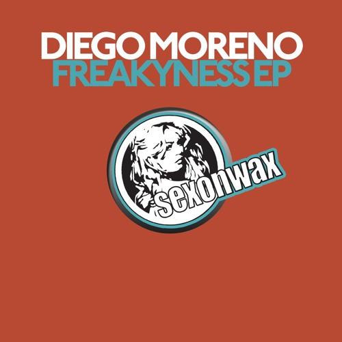 Diego Moreno -  Freakyness Inside