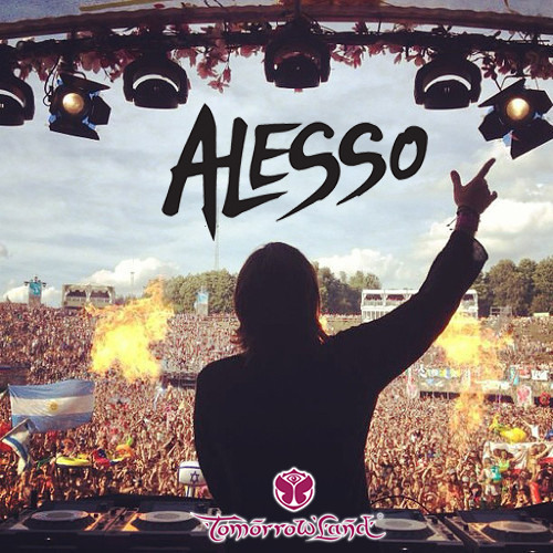 Alesso - Live at Tomorrowland (28th July, 2013)