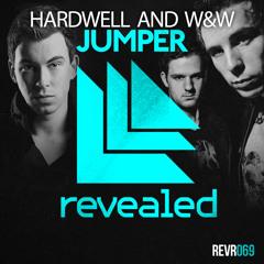 Hardwell & W&W - Jumper [Revealed]