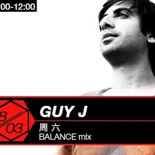 UdanceCN Global Guest - GUY J【BALANCE mix】Israel以色列 20130803