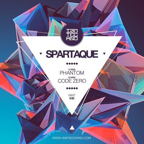 Spartaque - Phantom (Original Mix) [I Am Techno]