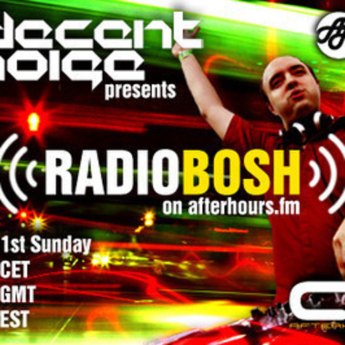 Indecent Noise - Radio Bosh 043