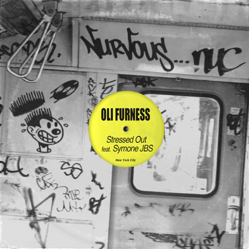 Oli Furness - Stressed out Ft Symone JBS (house mix) out NOW on Nervous