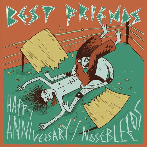 Best Friends - Happy Anniversary