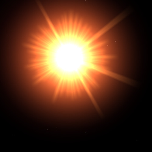 Behind The Evening Sun