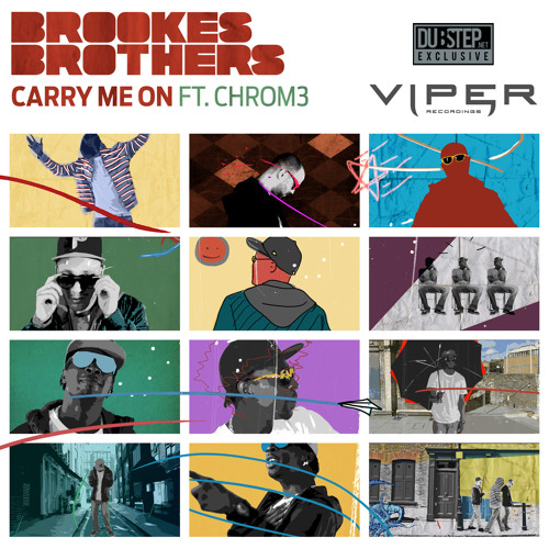 Carry Me On by Brookes Brothers ft. Chrom3 (Stinkahbell Remix) - Dubstep.NET Exclusive