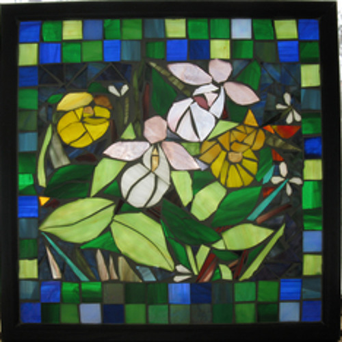 Happy Talk with Judy Sorum, Glowing Stained Glass