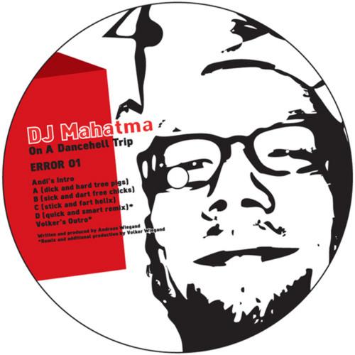 Dj Mahatma - Dick And Hard Tree Pigs (Mortal Sins Remix)