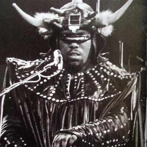 Joakim plays Afrika Bambaataa vinyl collection at GBE
