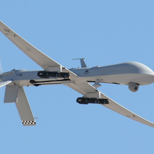 Grimm Times Podcast 3: Drones And Govt