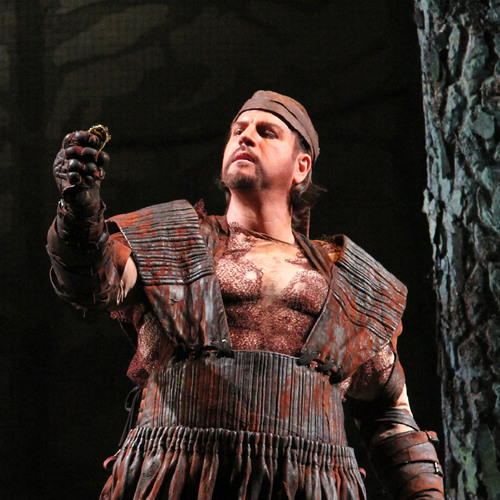 Seattle Opera RING: Daniel Sumegi as Fafner