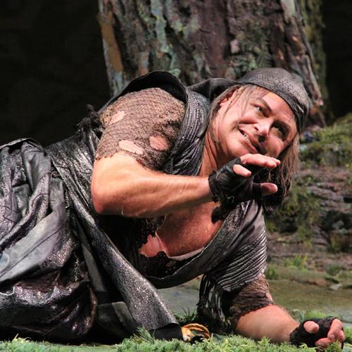 Seattle Opera RING: Richard Paul Fink as Alberich