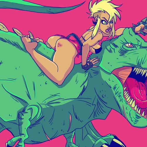 Walk The Dinosaur (Sim Gretina Remix)