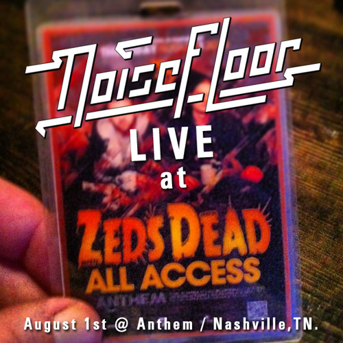 Noisefloor - LIVE at Zeds Dead - Anthem Nashville Aug 1st 2013