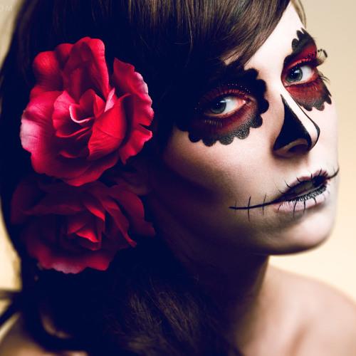 Merclown - Mexican Skull Girl