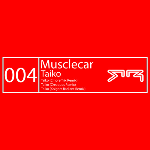 Taiko - Muscle-car (Foldspace Records)