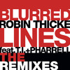 Robin Thicke -  Blurred Lines feat. T.I. & Pharrell (Laidback Luke Remix) mp3