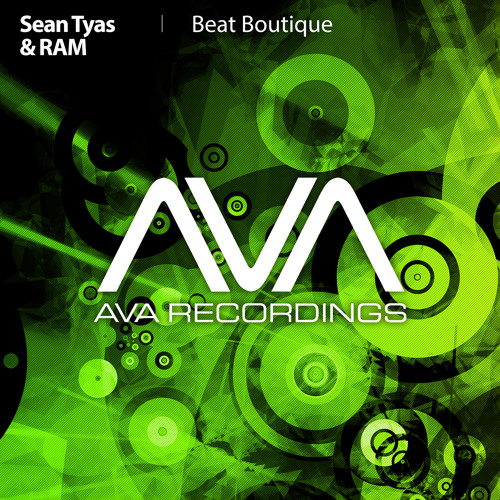 Sean Tyas & RAM - Beat Boutique (Original Mix) (Preview)