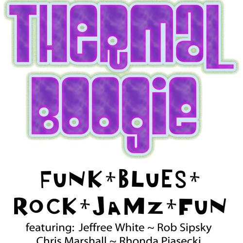 """Thermal Boogie 20130523 Biddys -- MIDI guitar trombone solo in """"the Chicken"""""""