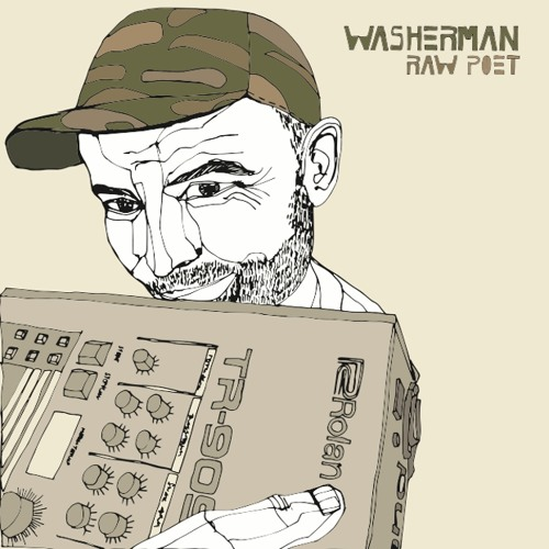 Washerman - Raw Poet LP (DPC 046)