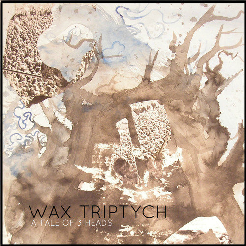 Wax Triptych - Water Nymph (Part 1 & 2)