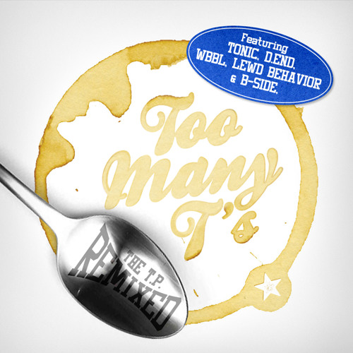 Too Many Ts - It Aint Right (Lewd Behaviour & WBBL Dub Mix)