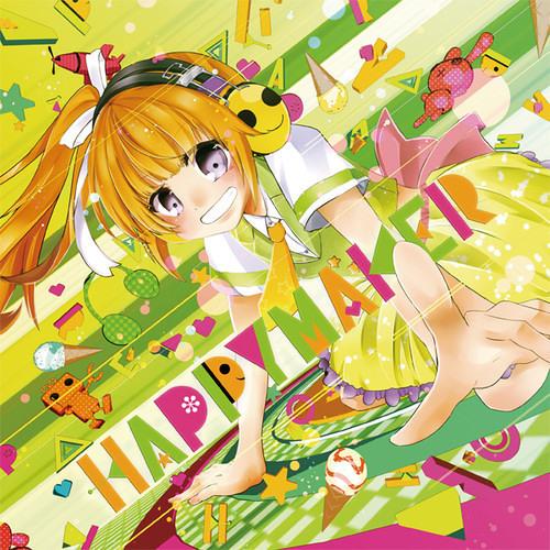 P*Light - Poppin shower (DJ Shimamura Club Mix) [F/C Happymaker]