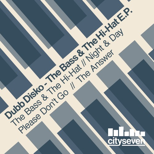 """Dubb Disko """"The Bass And The Hi-Hat"""" E.P. **OUT NOW ON BEATPORT**"""