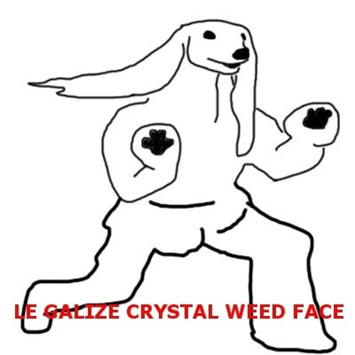 kLuster - LEGALIZE CRYSTAL WEED (DOWNLOAD IN DESC.) [VIP IS OUT NOW!!!!!]