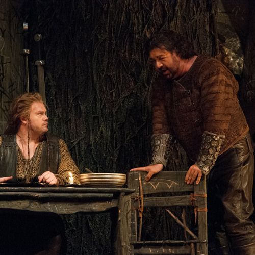 Seattle Opera RING: Andrea Silvestrelli as Hunding