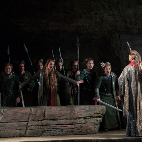 Seattle Opera's 2013 Valkyries