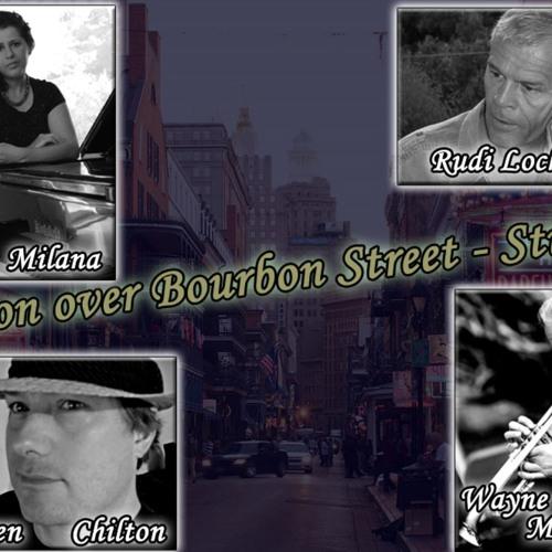 Sting-Moon over Bourbon street - Rudi - Milana - Wayne - Darren