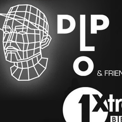 diplo and friends @ bbc radio 1