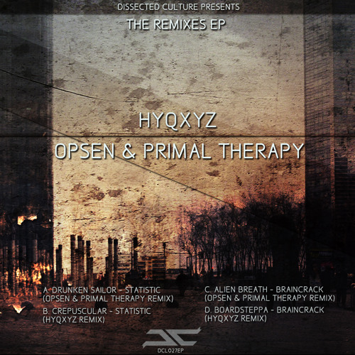 Alien Breath - Braincrack [ Opsen & Primal Therapy Remix ] DCL027 The Remixes Ep OUT 1/13/2014