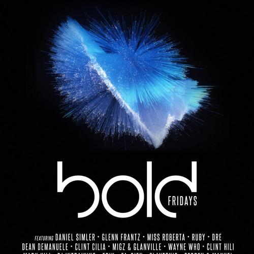 Daniel Simler Live at Bold Fridays @ Purple Room (Week 1)