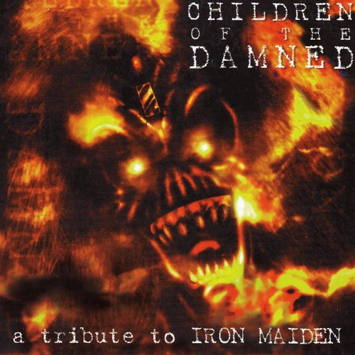 "James singing - ""Children of the Damned"" (Iron Maiden)"