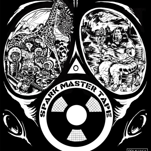 Spark Master Tape - Spokken Moonshine (Produced by Paper Platoon)