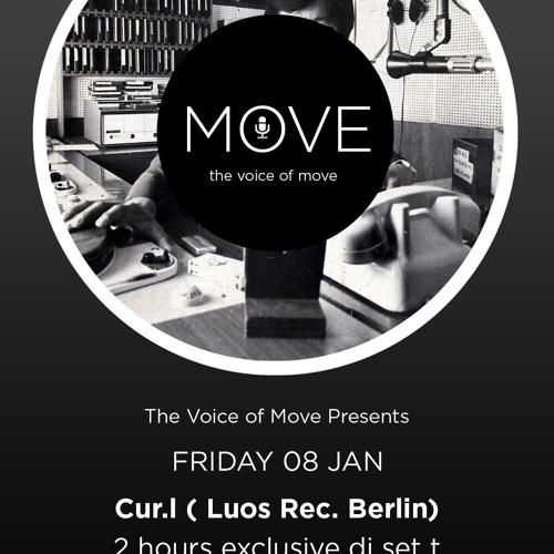 Cur.l - Move Radioshow Greece