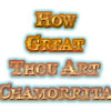 How great thou art   By Chamorrita (free download)